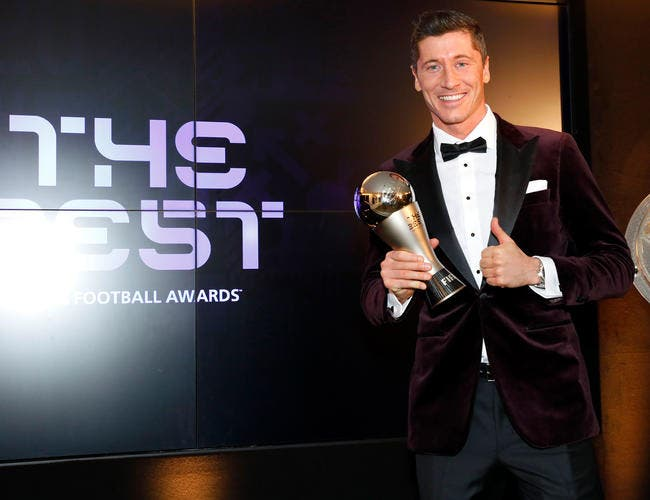 CR7 et Messi, Lewandowski ironise — Bayern