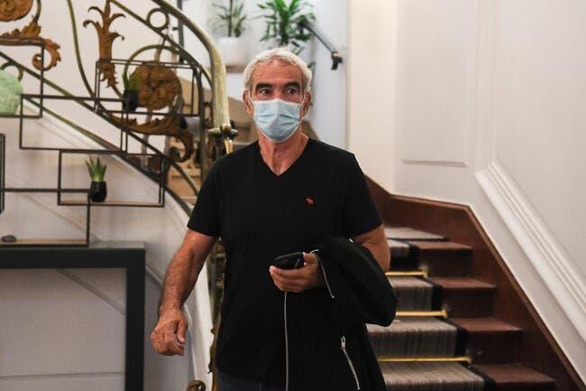 FCN : Courbis laisse sa place, Domenech piégé ?