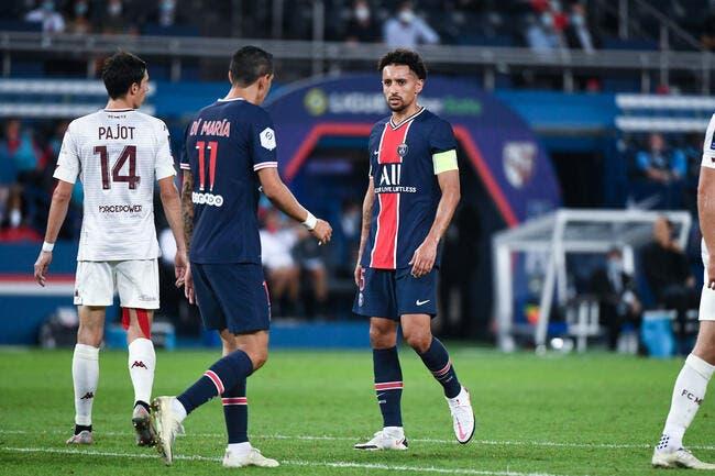 PSG : 10 blessés à Paris, pas de quoi paniquer voyons...