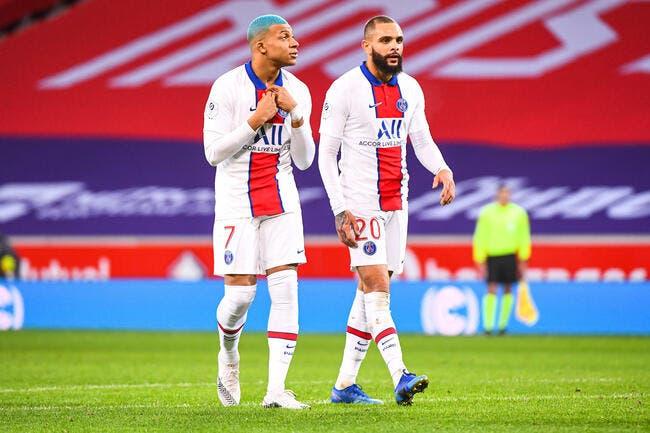 PSG : Mbappé incertain, dix blessés contre Strasbourg !
