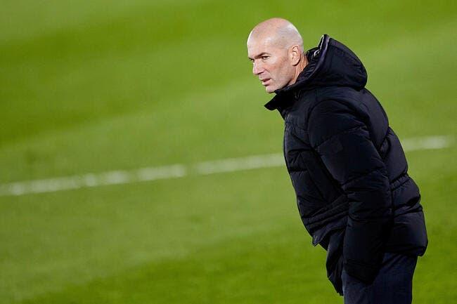 Real : Zidane répond aux accusations du Barça