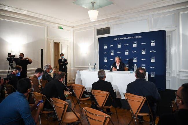 TV : La LFP confirme, les droits remis en vente