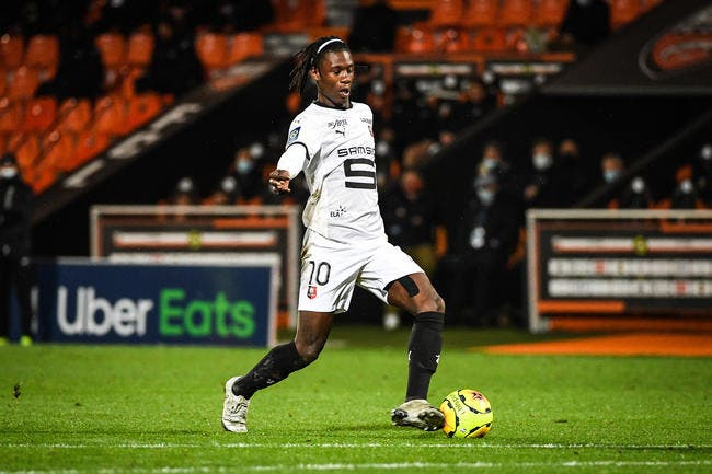 SRFC : Rennes a un rêve, c'est de prolonger Camavinga