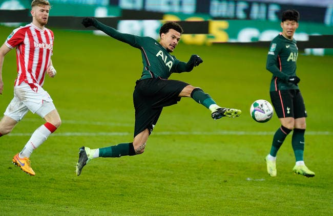 PSG : Mourinho clashe Alli, voie royale au mercato