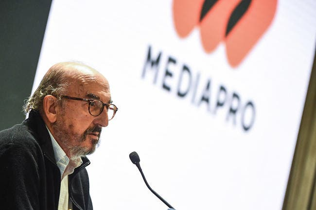 TV : Téléfoot va licencier 45 journalistes, Mediapro prépare les chèques
