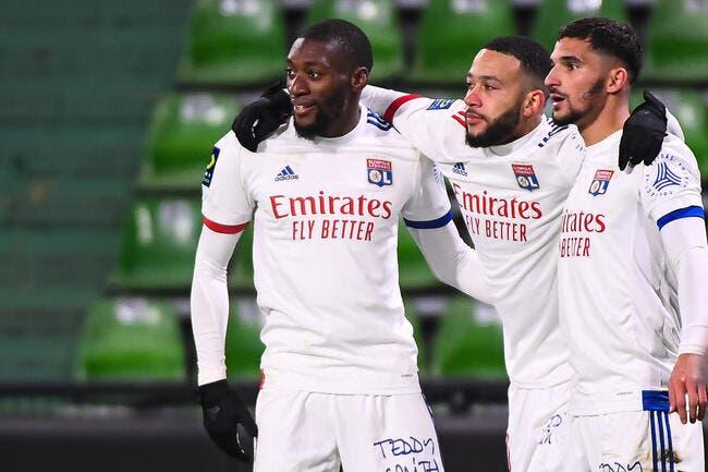 OL : Lyon leader de Ligue 1, révolution au mercato