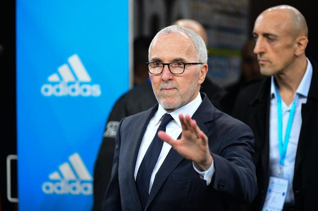 OM: C'est non, McCourt ne laissera personne relancer Marseille