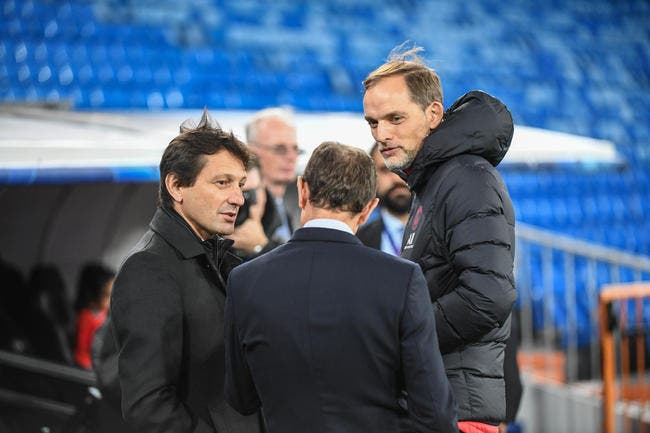PSG : Leonardo et Tuchel, une folle scène de ménage en pleine nuit