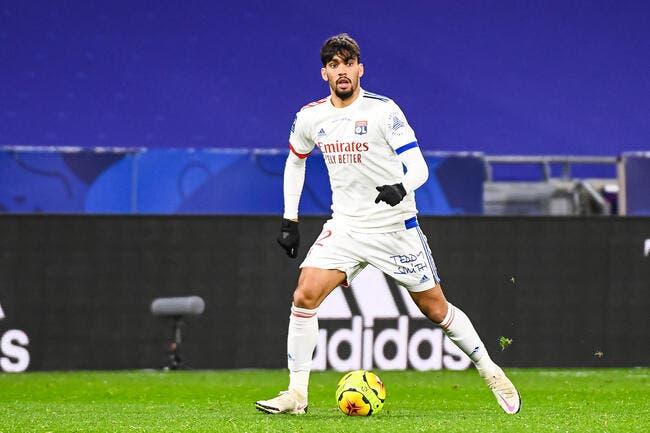 OL : Lucas Paqueta élu joueur n°1 en 2020-2021 à Lyon