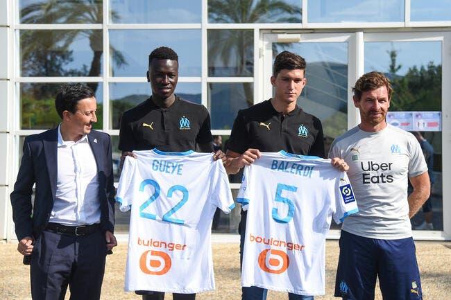 OM : Une première recrue le 4 janvier à Marseille ?