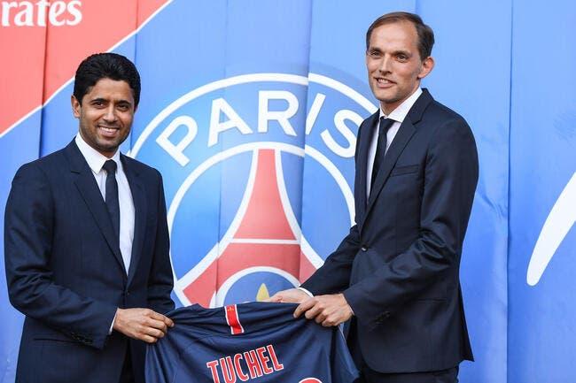PSG : Accord Tuchel-Paris, 8ME et on se quitte bons amis