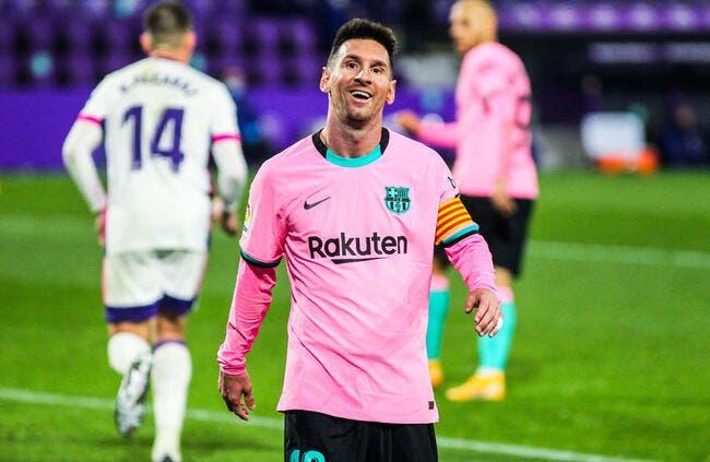 Mercato : Les trois choix qui s'offrent à Messi au mercato