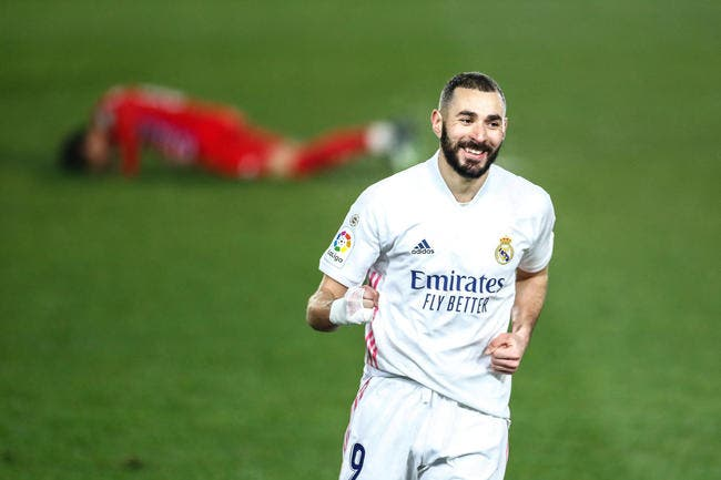 Papin couvre Benzema d'éloges — Real