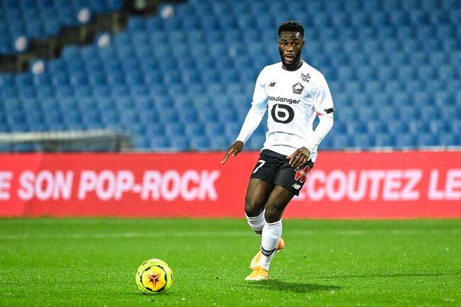 LOSC : Jonathan Bamba sur le départ à Lille ?