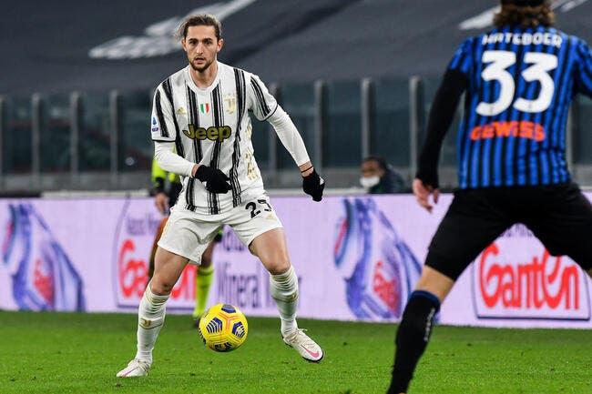 Mercato : La Juventus veut vendre Rabiot, clash en vue ?