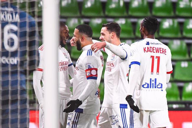 OL : Un Lyonnais décisif pour l'avenir d'Aouar et Depay ?