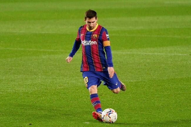 PSG : Messi à Paris ? Koeman n'y croit pas !
