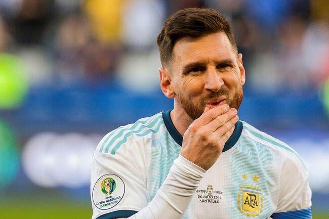 PSG : Paris et Neymar, ça ne fait pas rêver Messi