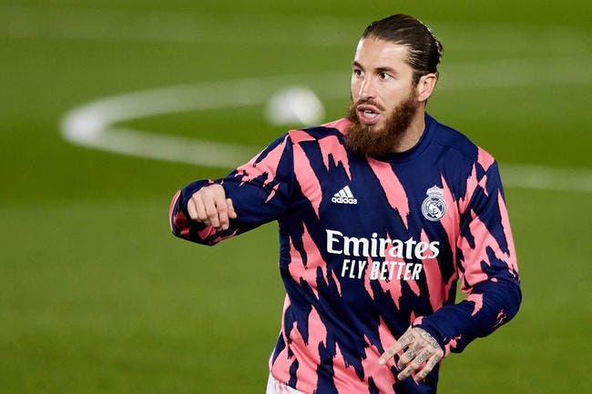 PSG : Sergio Ramos utilise Paris, le Real en ébullition