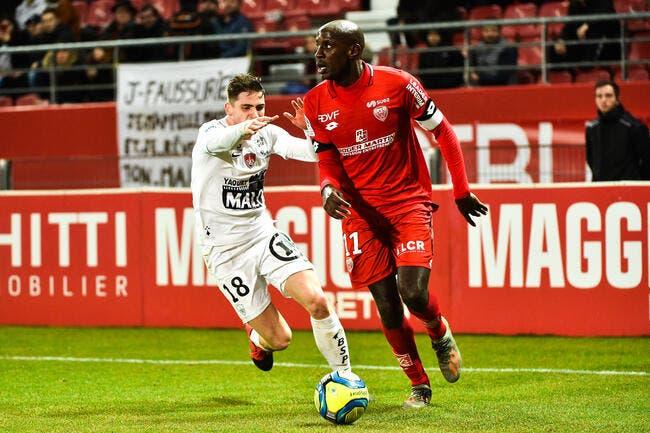 Dijon - Brest : 3-0
