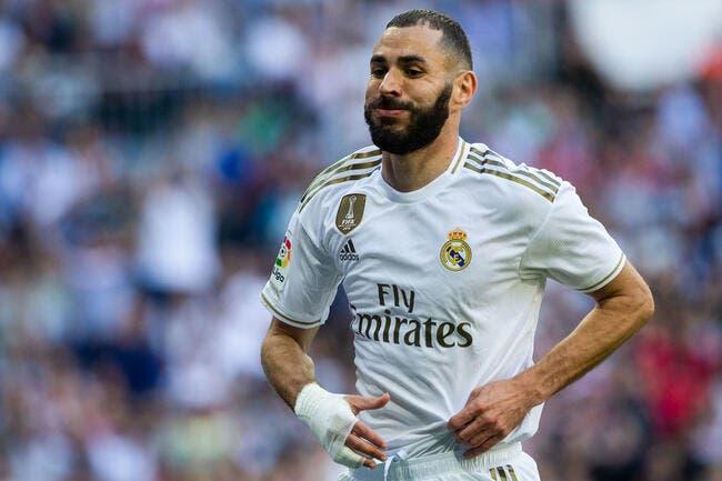Esp: Karim Benzema prêt à lâcher le Real Madrid ?