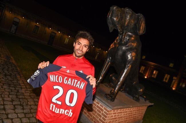 Mercato : Nicolas Gaitan le coup XXL de Lille au buzzer