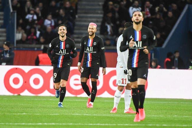Montpellier giflé, la violente réponse du PSG