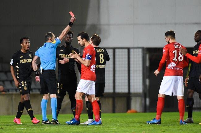 Nîmes - Monaco : 3-1