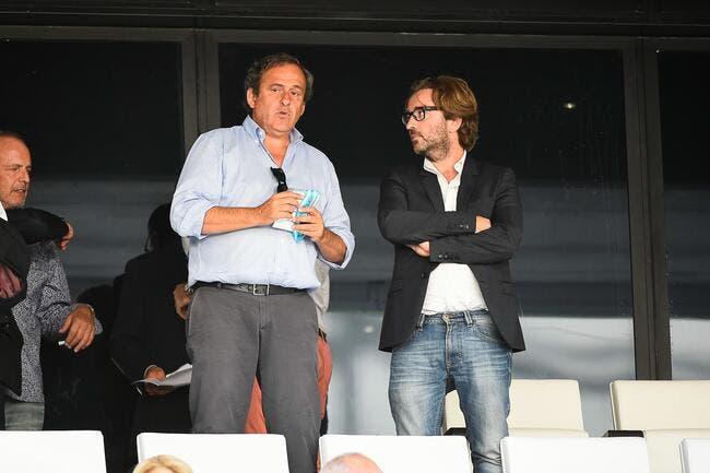 OL : Platini chambre Aulas sur Lyon-Juventus