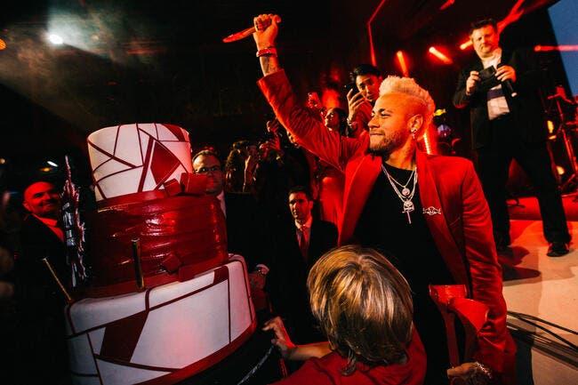 PSG : L'anniversaire de Neymar, Tuchel est accusé !