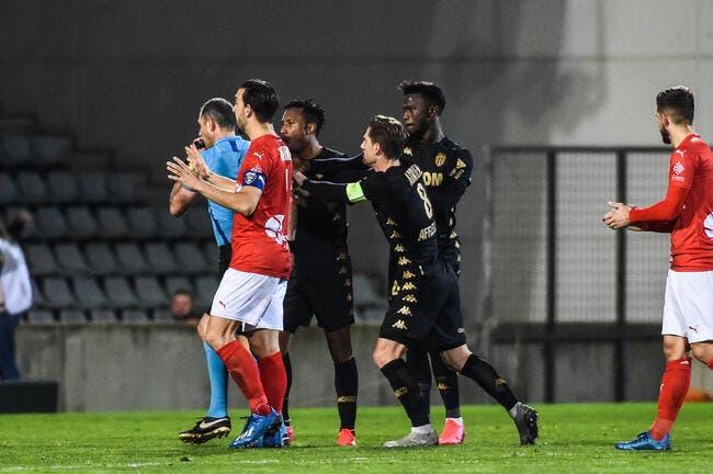 ASM : Martins secoue l'arbitre, Monaco au bord de la crise ?