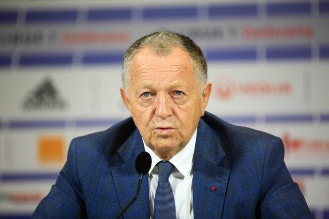 OL : Lyon est lésé par l'arbitrage, Aulas ose le dire !