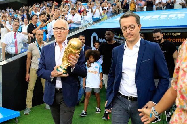 OM : Marseille est condamné à trouver 60ME !