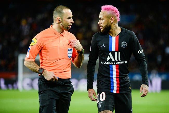 PSG : Neymar provoque un gros malaise à Paris