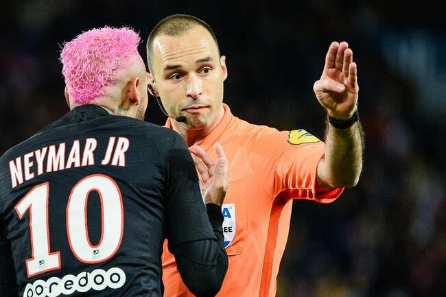 PSG : Trop de dribbles = carton jaune, Neymar va adorer...