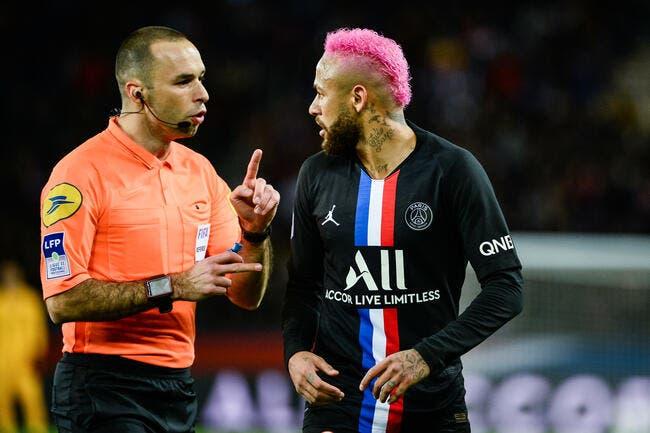 PSG : Neymar suspendu pour son «parle français mon cul» ?