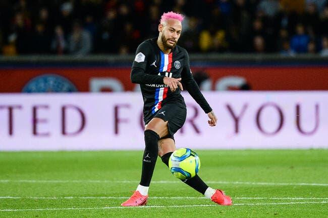 PSG : Stars isolées et 0 portable, sympa la fête de Neymar