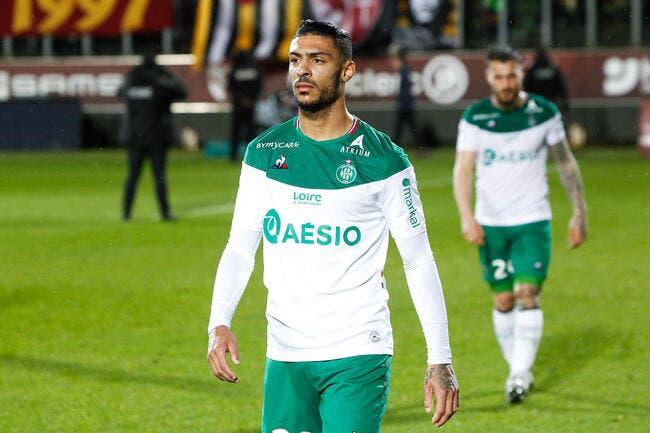 ASSE : Saint-Etienne, c'est le Bouanga FC cette saison
