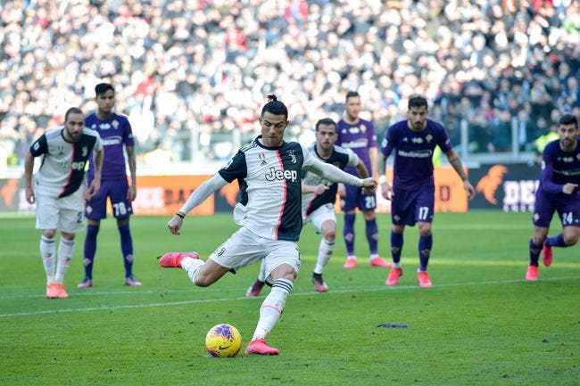 Juventus : Il a défié Cristiano Ronaldo, la sanction est tombée