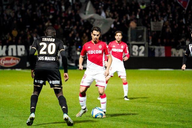 Monaco - Angers : Les compos (19h sur BeInSports 1)