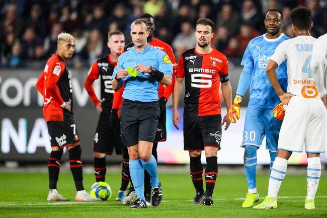 Villas-Boas s'en prend à Rennes et Létang — OM