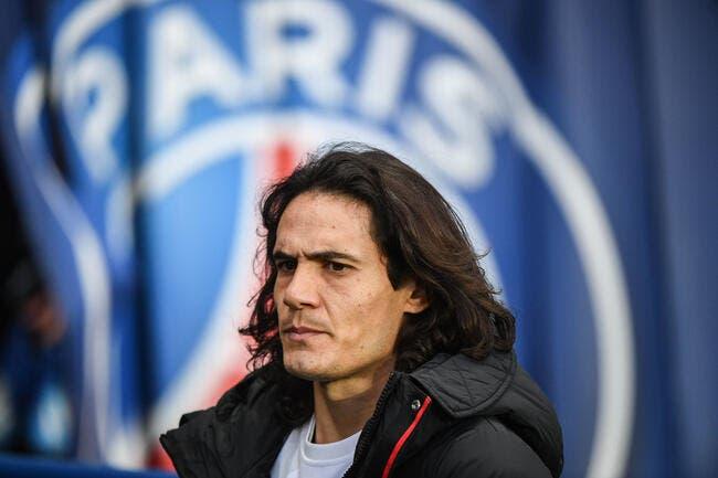 PSG : La mère de Cavani entre en guerre avec l'Atlético !
