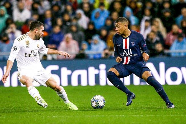 PSG : Madrid en fusion, accord annoncé avec Kylian Mbappé !