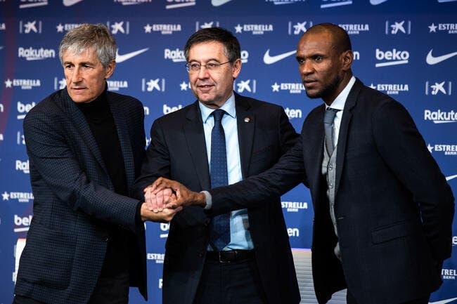 Esp : Abidal viré du FC Barcelone à la demande de Messi ?