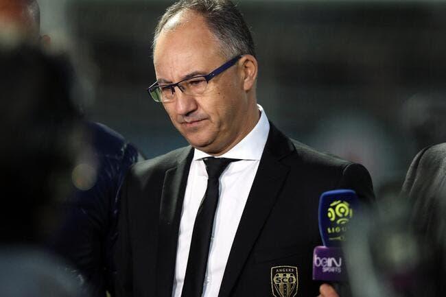 L1 : Saïd Chabane, président d'Angers, accusé d'agressions sexuelles
