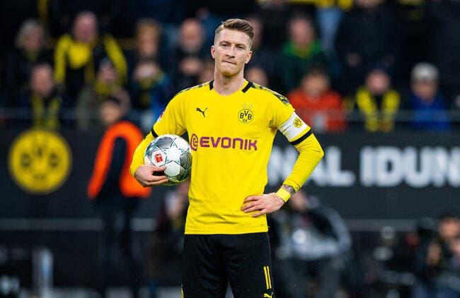 LdC : Marco Reus forfait pour Dortmund-PSG