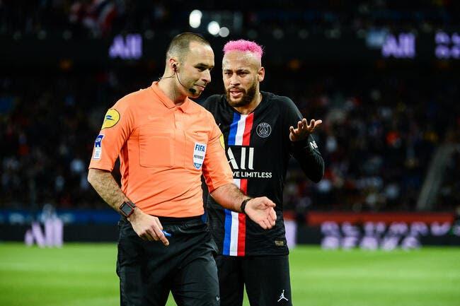 PSG-OL : Zéro risque, Neymar vers un forfait contre Lyon