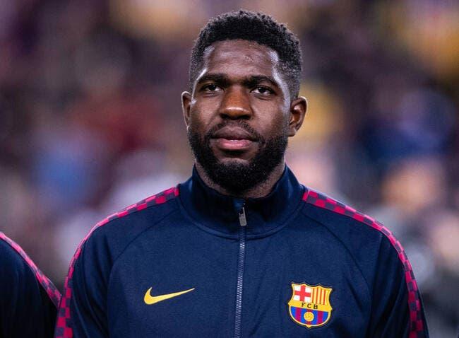 Barça : Umtiti victime d'un étrange chantage à 183.000 euros