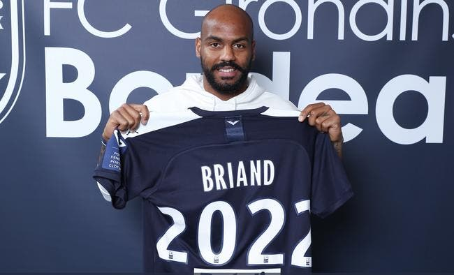 Officiel : Bordeaux prolonge Jimmy Briand