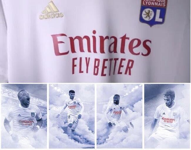 Officiel : L'OL annonce Fly Emirates, malgré le coronavirus